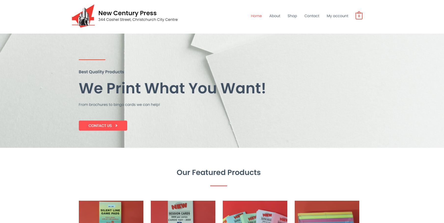 New Century Press