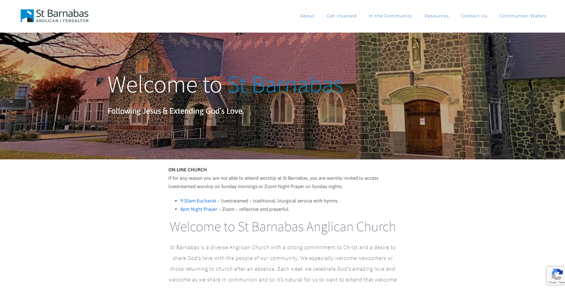 St Barnabas Home 1